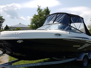 2018 STINGRAY BOAT CO 215LR C$ ALL-IN PRICE -