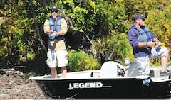 2018 Legend Boats 15 Angler $30./per week ALL-IN PRICE! -