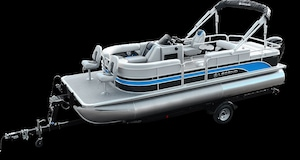 2018 Legend Boats Enjoy Flexibility TRI-TUBE + Tax -