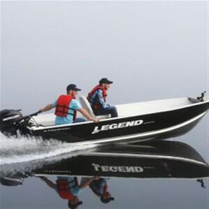2018 Legend Boats 14 ProSport TL.  + Tax -