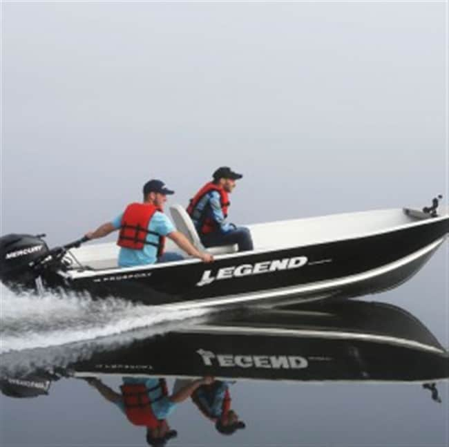 2018 Legend Boats 14 ProSport TL.  + Tax -