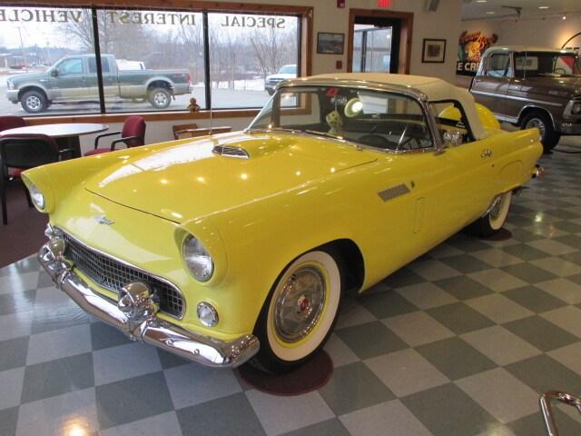 1956 Ford Thunderbird Convertible Convertible