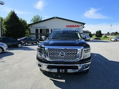 New 2016 Nissan Titan XD SL Truck Crew Cab near Burlington, VT