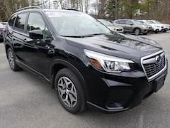 New 2019 Subaru Forester Premium SUV for sale in Queensbury NY