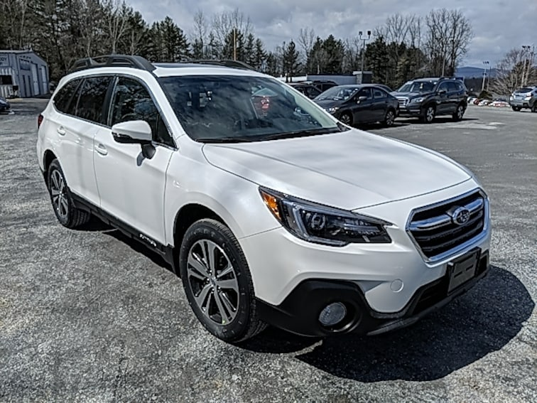 New 2019 Subaru Outback 2.5i Limited SUV in Queensbury, NY