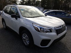 New 2019 Subaru Forester Standard SUV N7452 in Queensbury, NY