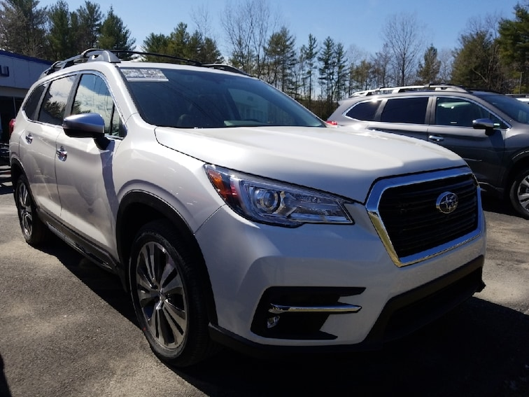 New 2019 Subaru Ascent Touring 7-Passenger SUV in Queensbury, NY