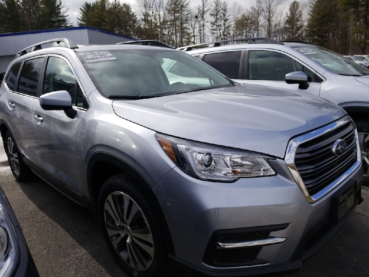 New 2019 Subaru Ascent Premium 7-Passenger SUV in Queensbury, NY