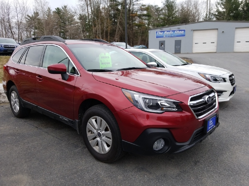 Used 2018 Subaru Outback for sale in Queensbury, NY