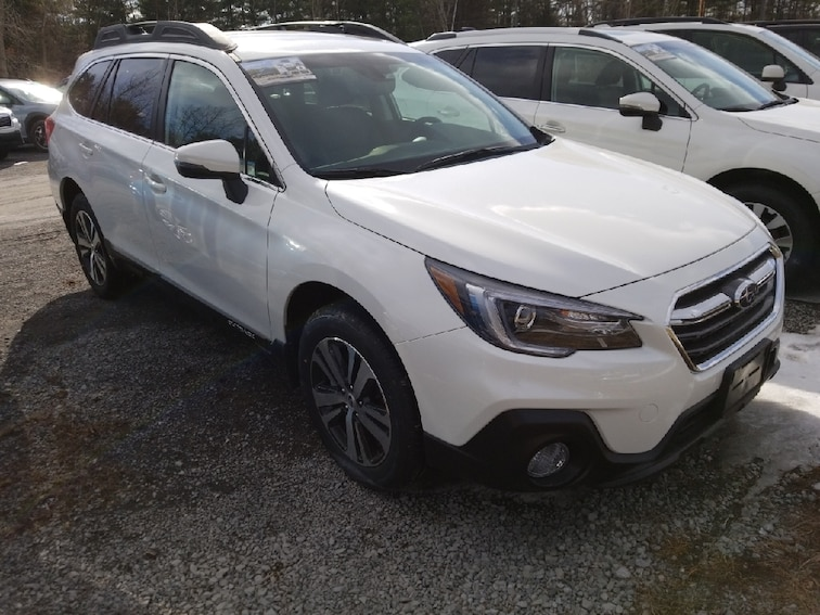 New 2019 Subaru Outback 3.6R Limited SUV in Queensbury, NY