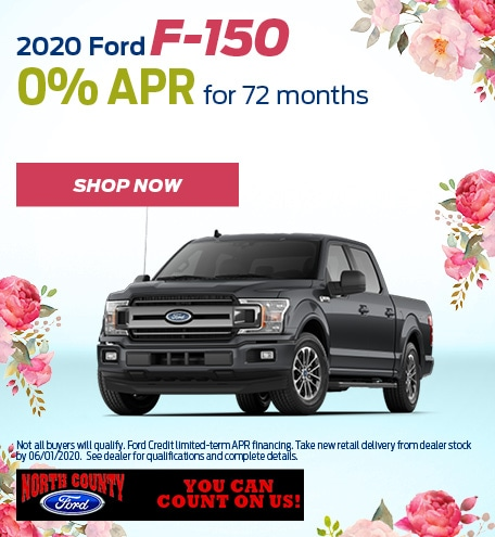May 2020 Ford F-150