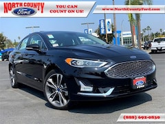 New 2020 Ford Fusion Titanium Sedan for Sale in Vista, CA