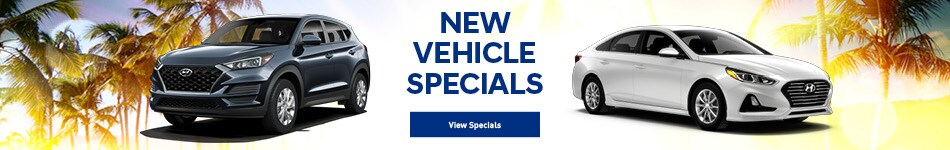 August New Vehicle Specials