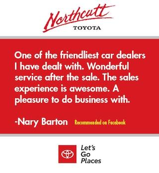 Review - Nary Barton