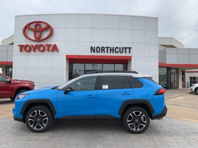 New 2019 Toyota RAV4 Adventure SUV Enid, OK