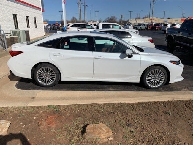 New 2019 Toyota Avalon Limited Sedan Enid, OK