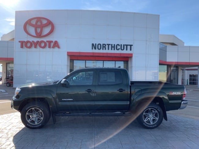 Used 2012 Toyota Tacoma V6 Double Cab 4WD Truck Double Cab Enid, OK