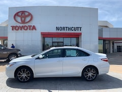 Certified 2017 Toyota Camry Sedan in Enid, OK