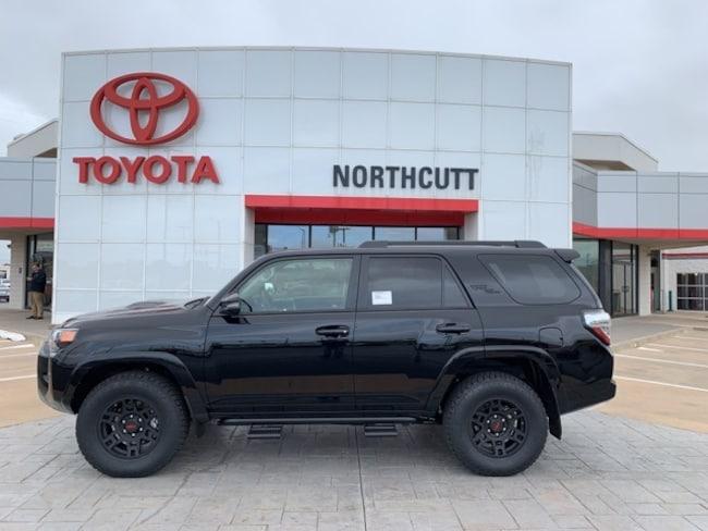 New 2019 Toyota 4Runner TRD Off Road Premium SUV Enid, OK