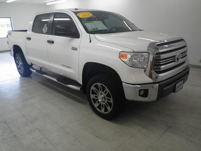 Used 2016 Toyota Tundra Truck CrewMax Enid, OK