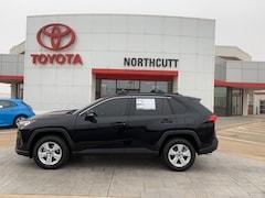 New 2019 Toyota RAV4 XLE SUV in Enid, OK