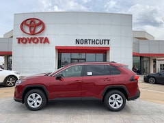 New 2019 Toyota RAV4 LE SUV in Enid, OK