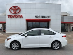 New 2020 Toyota Corolla LE Sedan in Enid, OK