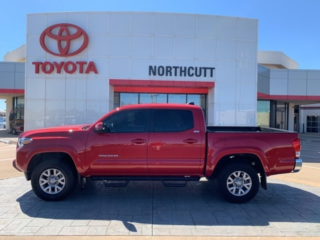 Certified 2017 Toyota Tacoma Truck Double Cab Enid, OK