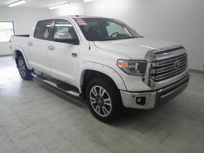 Used 2018 Toyota Tundra Truck CrewMax Enid, OK