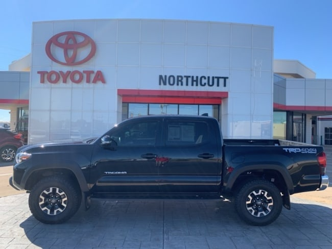Certified 2018 Toyota Tacoma Truck Double Cab Enid, OK
