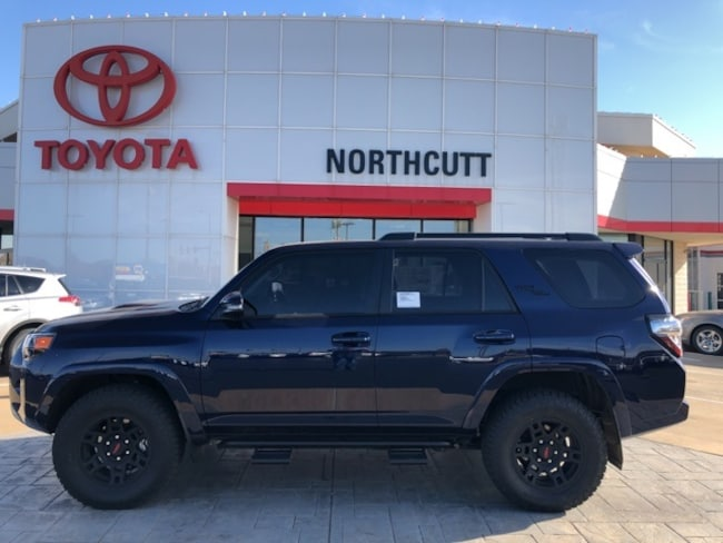 2019 Toyota 4Runner TRD Off Road Premium SUV