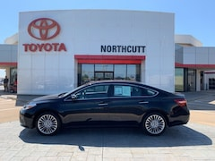Certified 2017 Toyota Avalon Sedan in Enid, OK