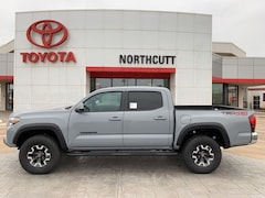 New 2019 Toyota Tacoma TRD Off Road V6 Truck Double Cab in Enid, OK