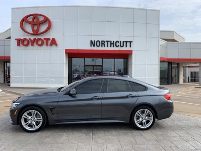 Used 2018 BMW 430i xDrive Gran Coupe Enid, OK