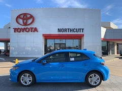 New 2019 Toyota Corolla Hatchback SE Hatchback in Enid, OK