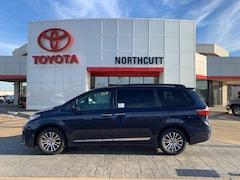 New 2019 Toyota Sienna XLE 8 Passenger Van in Enid, OK