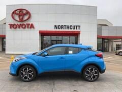 New 2019 Toyota C-HR XLE SUV in Enid, OK