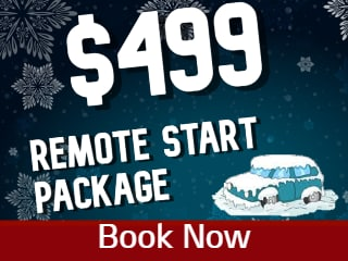 $499 Remote Start Package