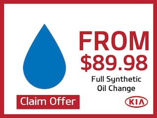 Synthetic Oil Change From $89.98