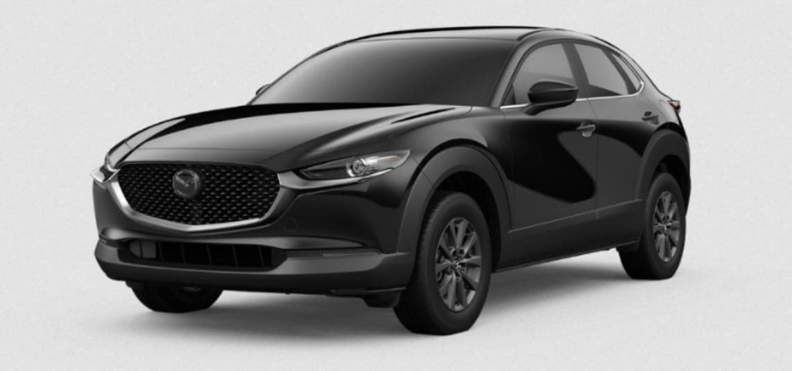 New 2020 Mazda CX-3 in Black