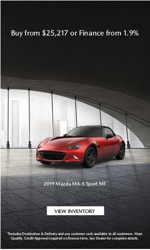 2019 MX-5 Miata