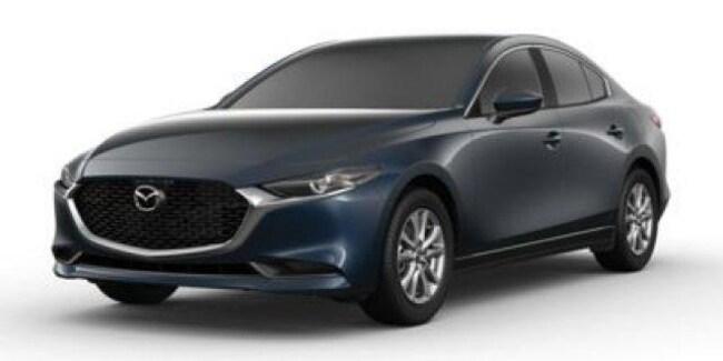 2019 Mazda Mazda3 FWD Sedan