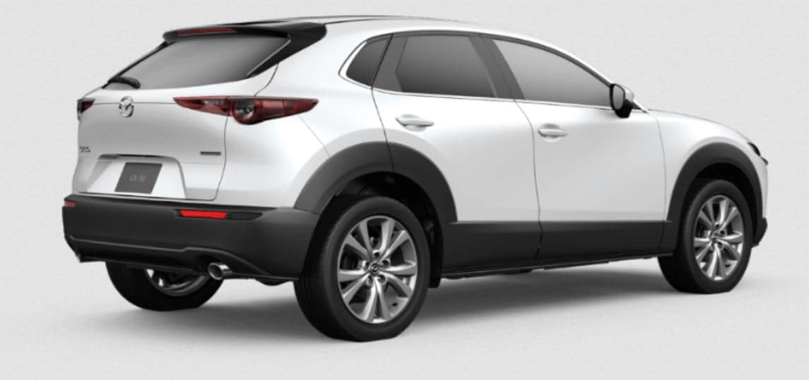 New 2020 Mazda CX-3 in White