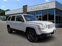 2015 Jeep Patriot 4WD 4dr High Altitude Edition Sport Utility