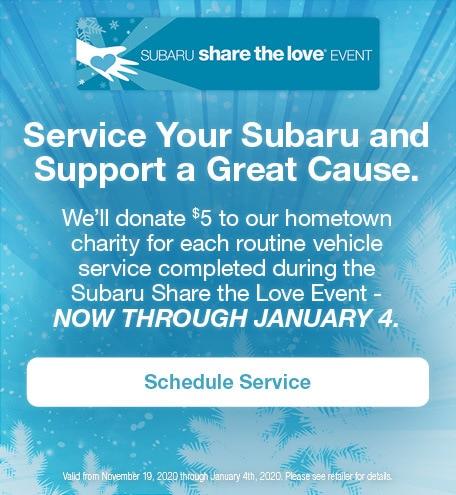 Share The Love Service