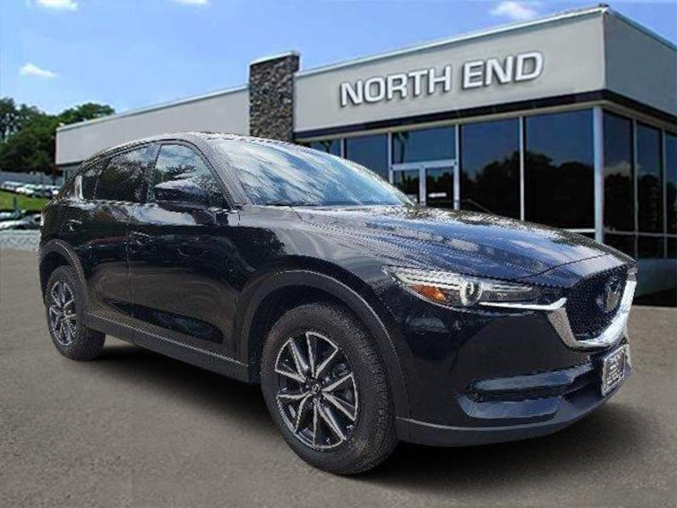 2018 Mazda CX-5 Grand Touring AWD Sport Utility