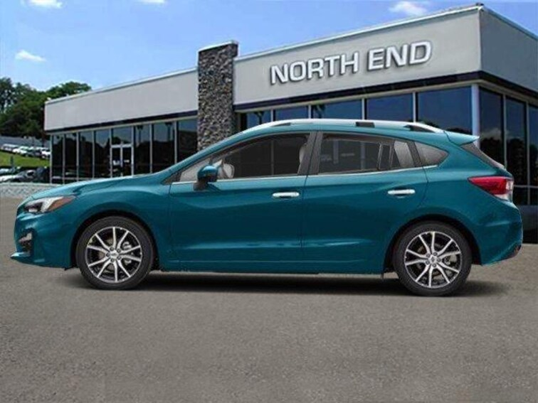 New 2019 Subaru Impreza 2.0i Limited 5-door in Bangor