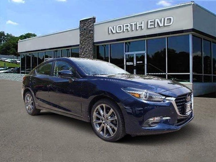 2018 Mazda Mazda3 4-Door Grand Touring Auto Car