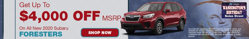 Get Up To $4,000 Off MSRP