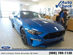 New 2019 Ford Mustang Coupe 4147 near Escanaba, MI